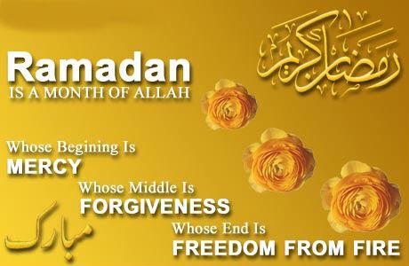150+ BEST* Ramadan Mubarak Status, Wishes, Greetings, Shayari (2019) 3