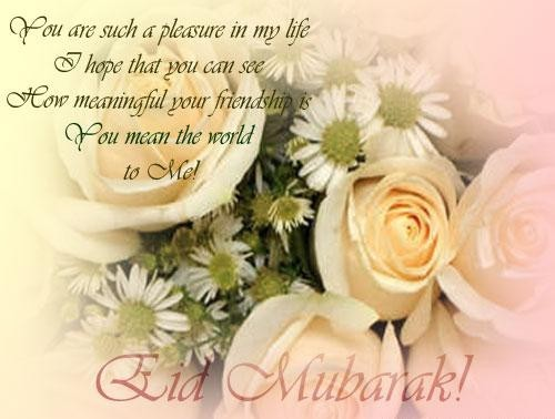 Eid Mubarak Greetings and Eid Mubarak Cards 2019 1