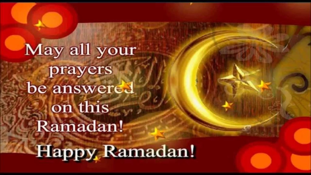Ramadan SMS for Texting Message to Your Friends (Ramzan greetings MSG) 1