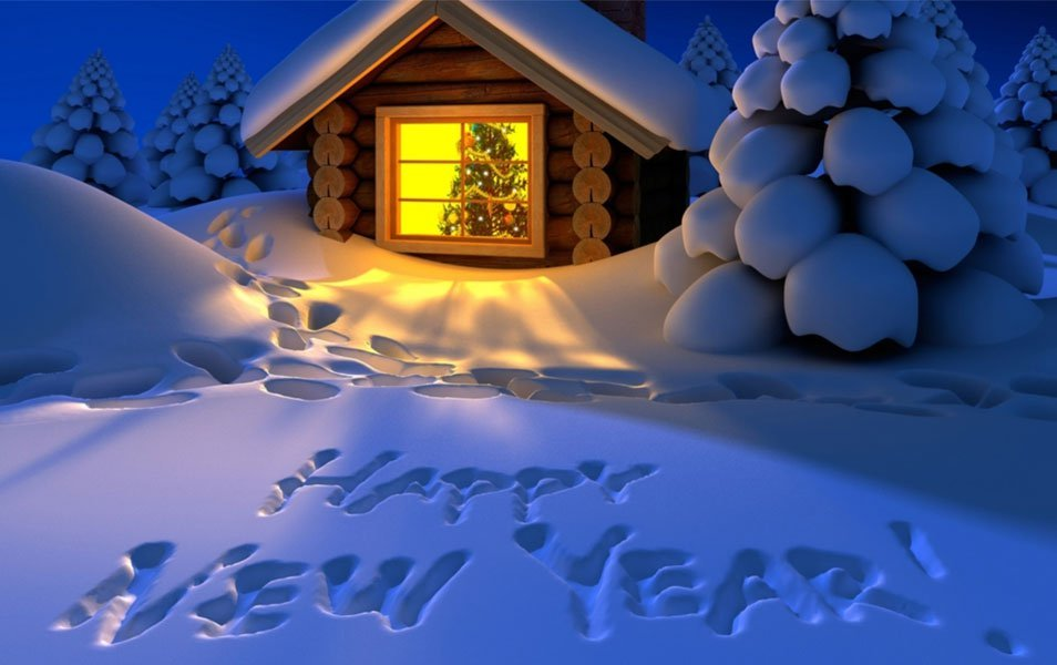 [Unique] Happy New Year 2019 HD Wallpapers, Images, Pictures