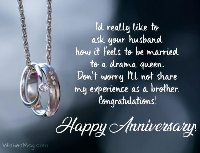 Funny-Anniversary-Wishes-for-Sister