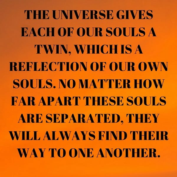 quote from the soulmate