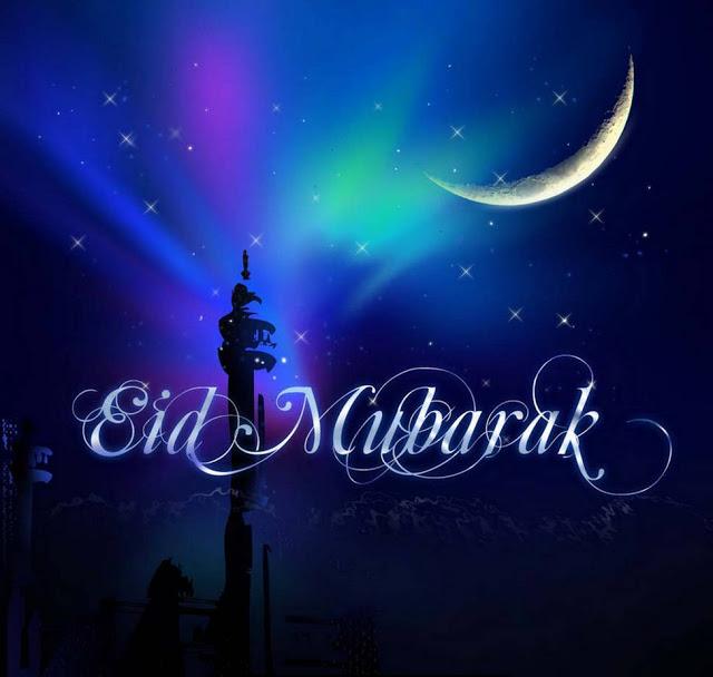 eid mubarak message image