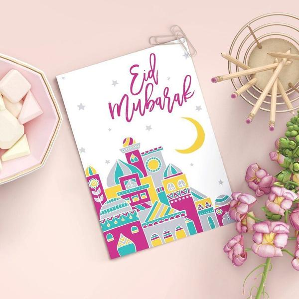 Happy Eid Mubarak Gift Ideas 2021 – Eid Greeting Cards Images