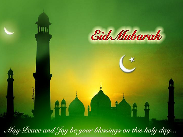 Happy Eid Mubarak Quotes Wishes For Friends Family and Parents
