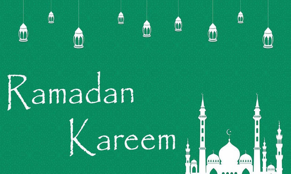 Messages from Ramadan Mubarak