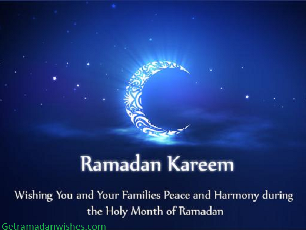 Happy holidays of Ramadan