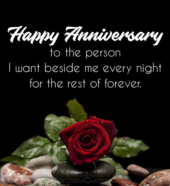 Romantic Anniversary Captions