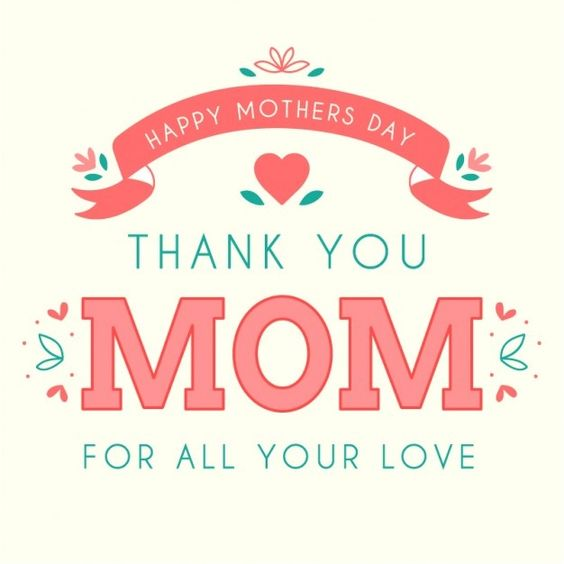 mother's day hearts images