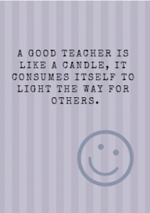 Quotes on Teachers (5)