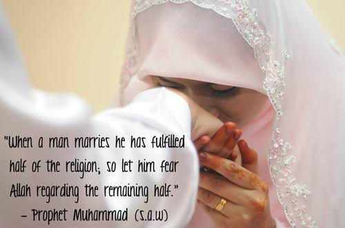 Marriage tips in Islam (34)