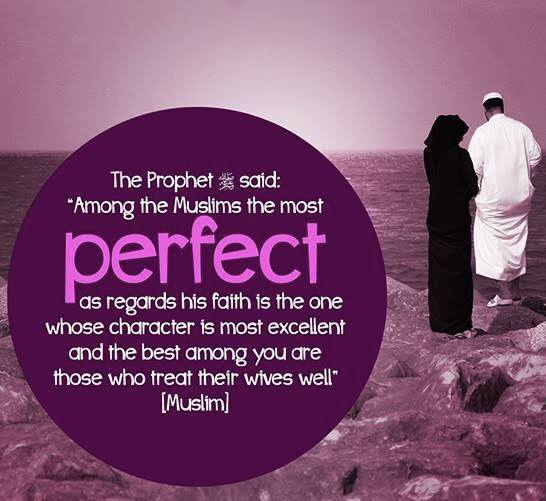 Marriage tips in Islam (41)