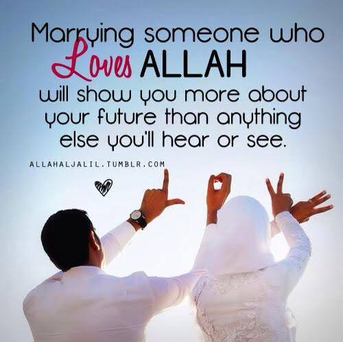 Marriage tips in Islam (25)