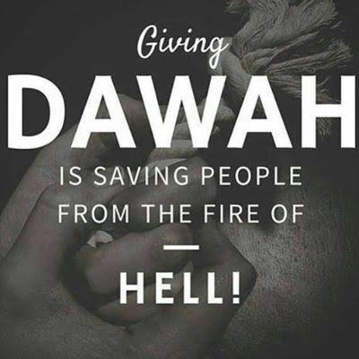 Tabligh and dawah quotes in Islam (36)