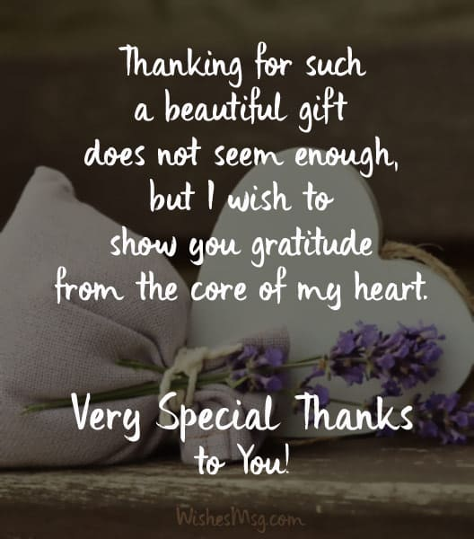 Thank you-messages-in the staff-to-a-gift