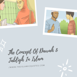 islamic quotes on tabligh and dawah