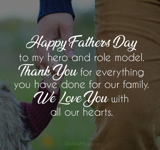 Happy Fathers Day Messages and Quotes - Happy Fathers Day Messages and Quotes