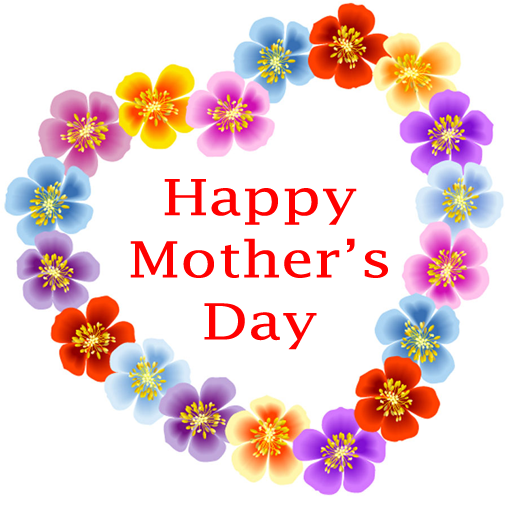 Happy Mother's Day 2017 graphics
