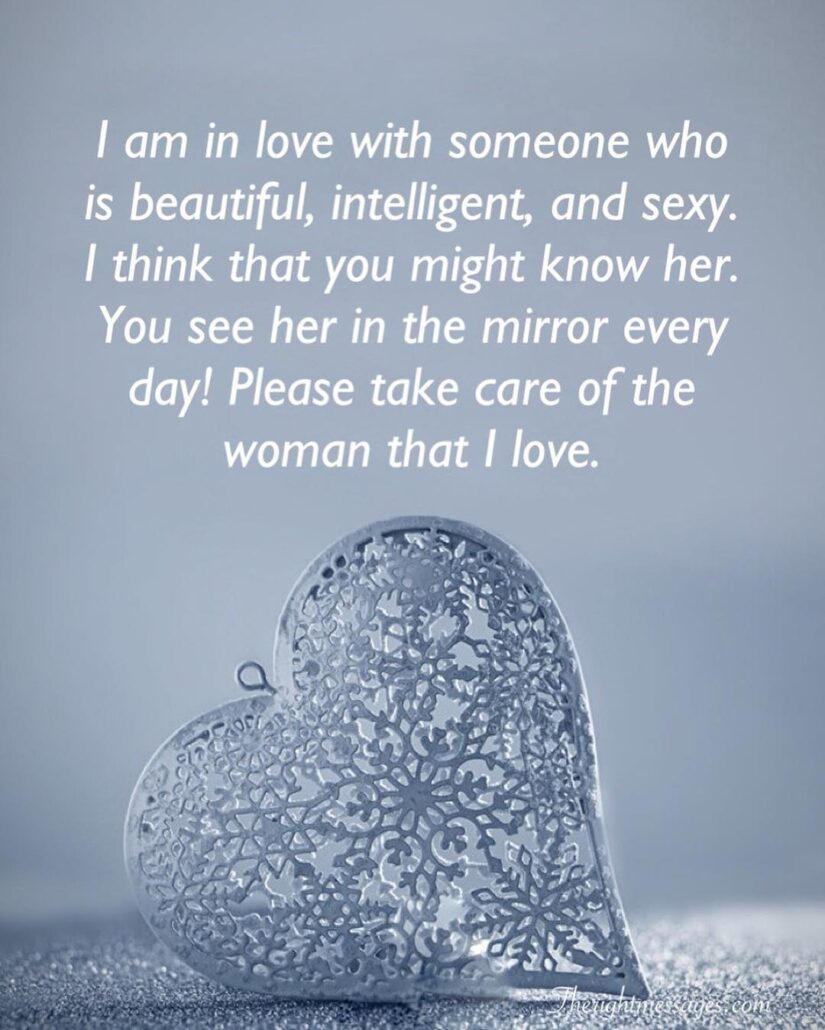 Romantic Take Care Messages for Her