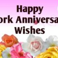 Work Anniversary Wishes And Appreciation Messages