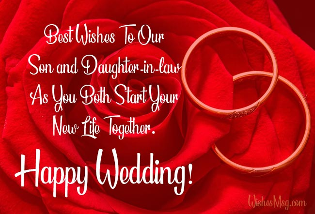 Wedding Wishes for Son : Wedding Messages and Prayers 1
