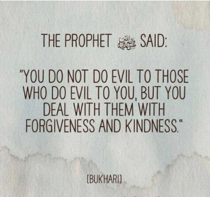 Islamic Quotes on Kindness (1)