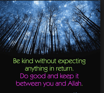 Islamic Quotes about Kindness (2)