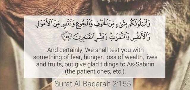 Life Lessons from Qur'an (4)