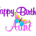 Happy Birthday Auntie – Status, Captions, Quotes & Wishes