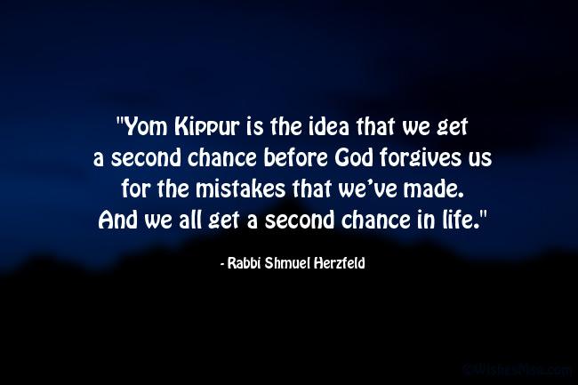 Yom Kippur Quotes Greetings