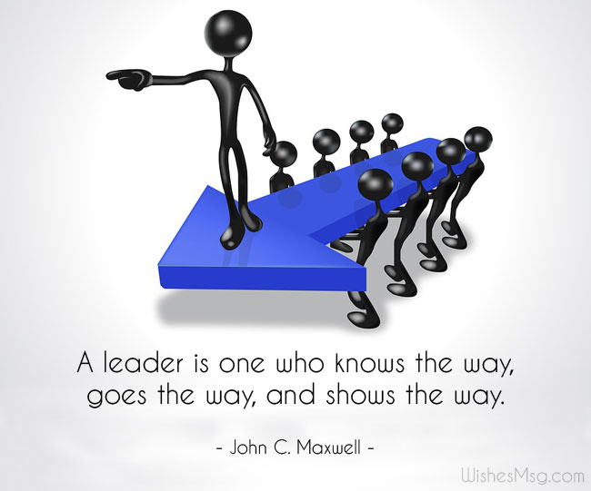 Boss's Quotes on Leadership