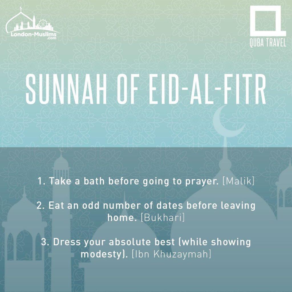 1570622757 292 Sunnah Acts For Eid 12 Sunnahs To Follow On Eid - Sunnah Acts For Eid- 12 Sunnahs To Follow On Eid Day & Night