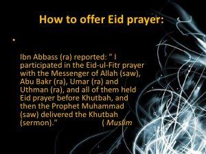 1570622758 482 Sunnah Acts For Eid 12 Sunnahs To Follow On Eid - Sunnah Acts For Eid- 12 Sunnahs To Follow On Eid Day & Night