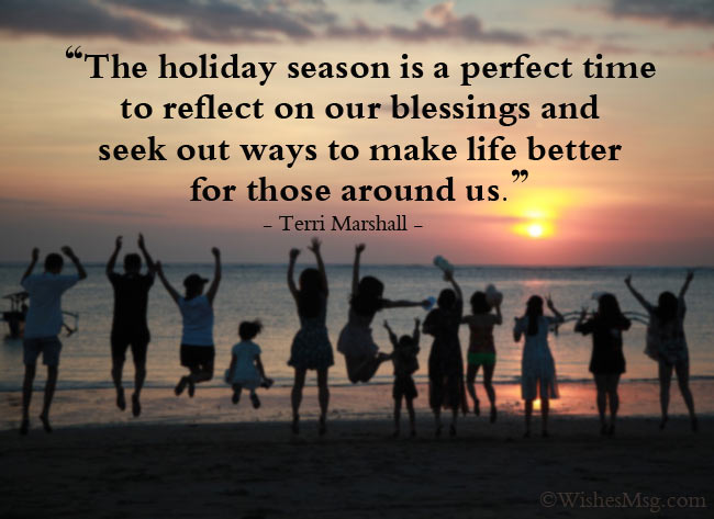 Happy Holidays Quotes