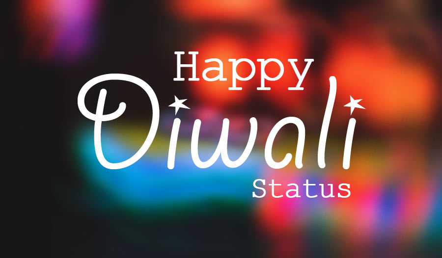 Diwali Status 2020 : Happy Deepavali Caption and Wishes