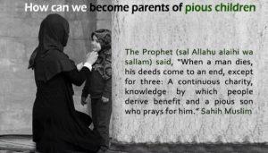 Raising children in islam (2)