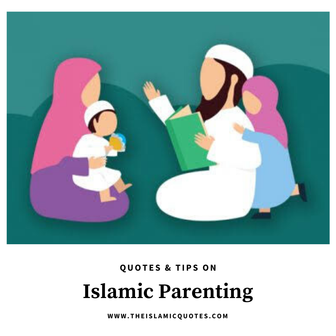 how to raise good muslim kids