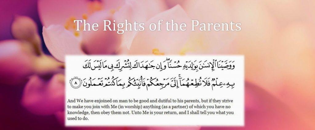 Raising children in islam (7)