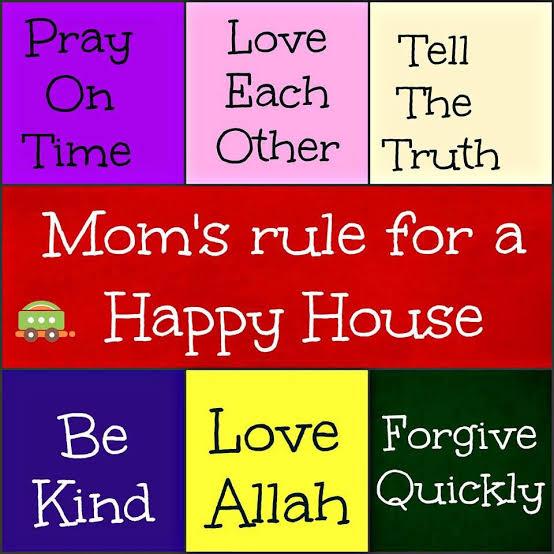 how to raise muslim kids