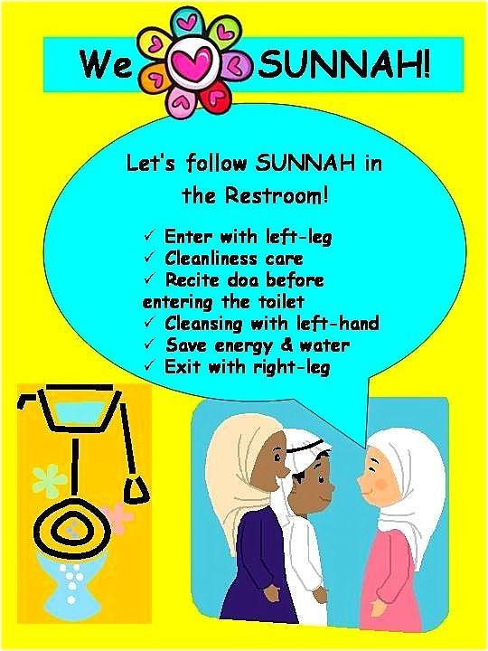 islamic way to raise kids