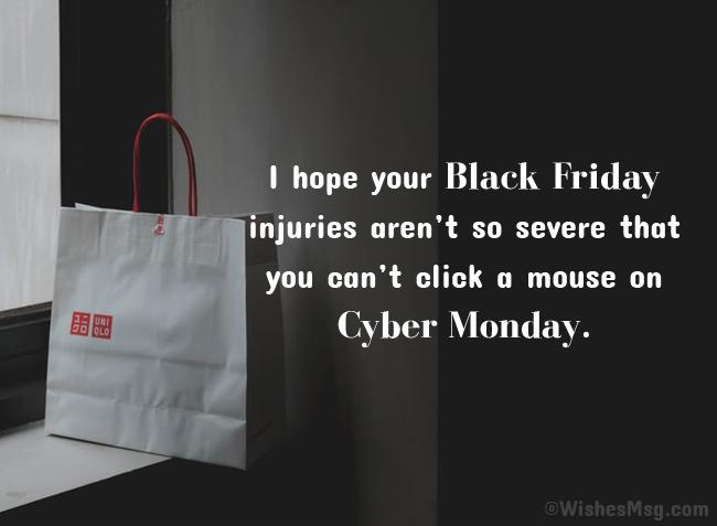 Happy Black Friday wishes