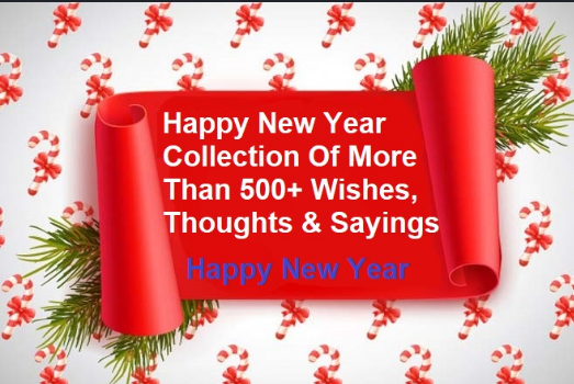 100 Best Happy New Year Quotes 2020 - 100+ Best Happy New Year Quotes 2021
