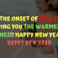 Advance Happy New Year 2020 Wishes Status for Friends and - Advance Happy New Year 2021 Wishes, Status for Friends and Family
