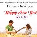 Happy New Year 2021 Status & Messages For Boyfriend
