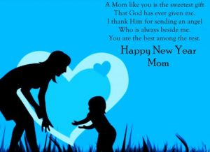 Happy New Year 2021 Wishes & Messages for Mom