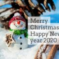 Merry Christmas New Year 2020 Facebook Timeline Covers - Merry Christmas & New Year 2020 Facebook Timeline Covers
