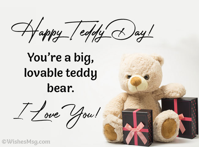 Happy Teddy Day Images