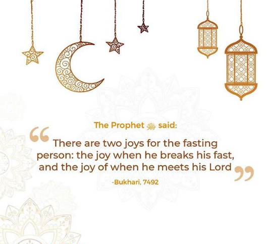 hadith on fasting