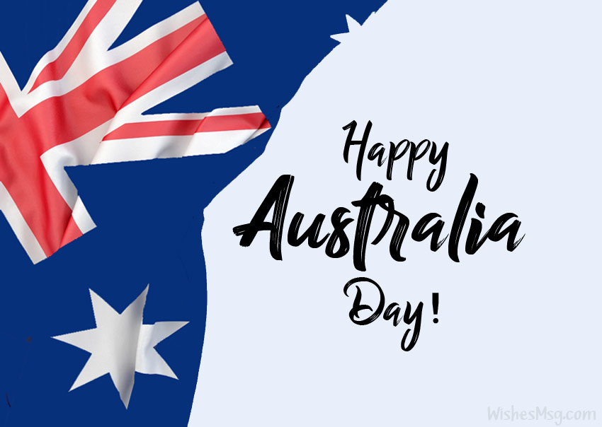 Australia holiday wishes family