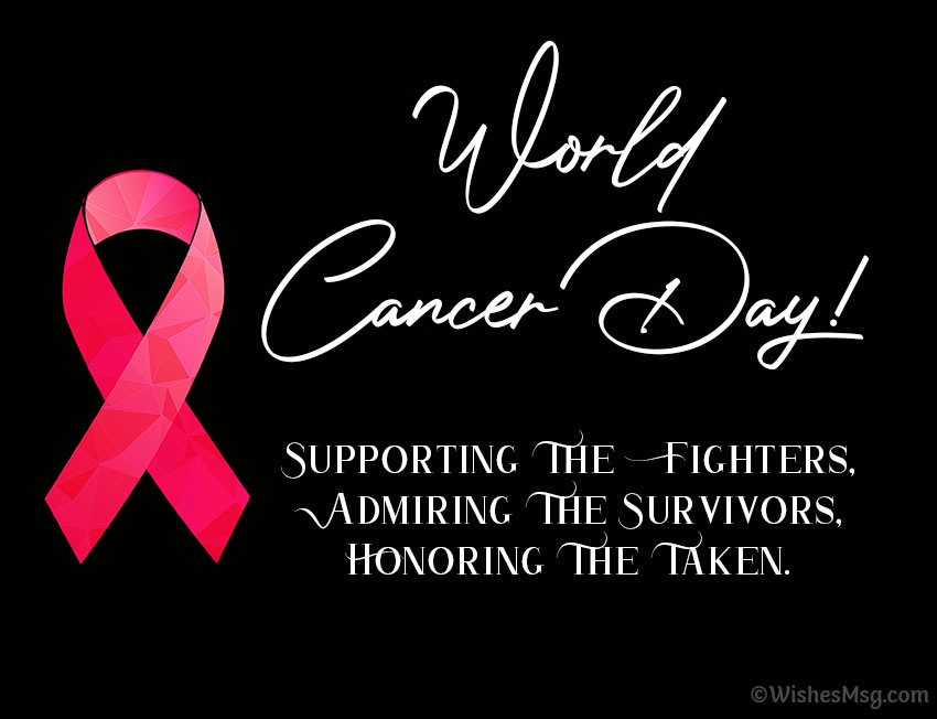 World Cancer Day Wants Quotes